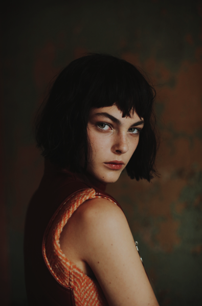 doyouspeakfrench:  July 2014  Vittoria Ceretti by Fanny...