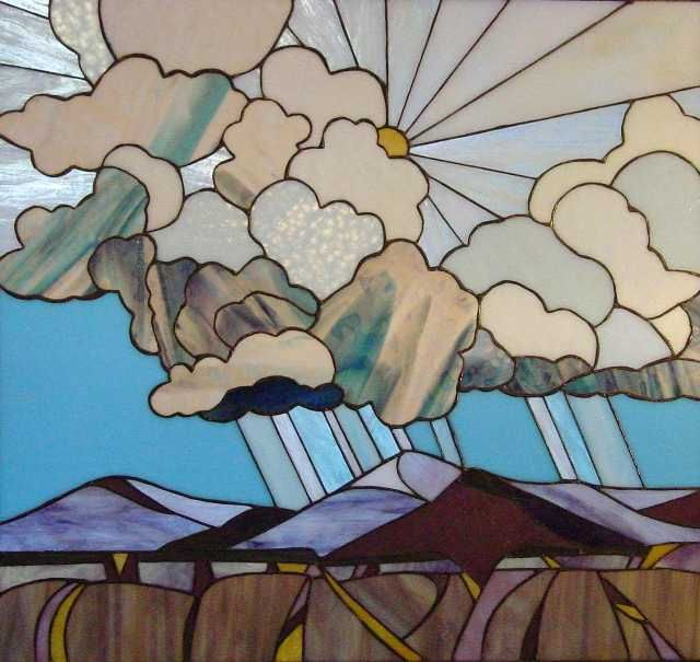 Fran Stoval Stained Glass Pastel And Mosaic Artist Stained