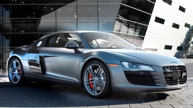 2012 Audi R8 Special Edition