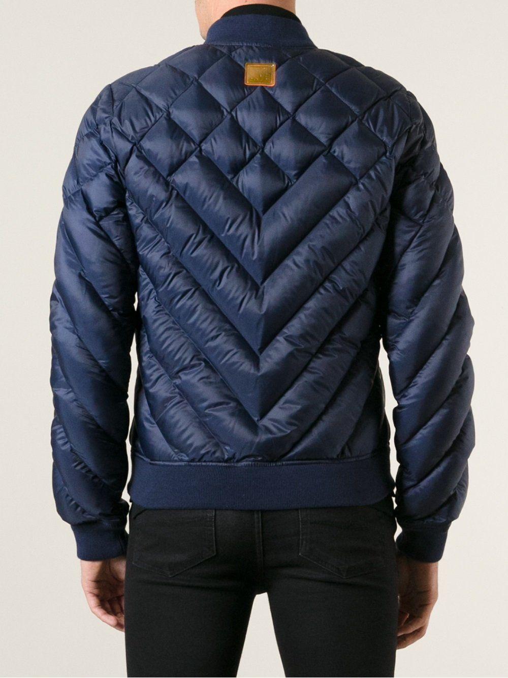Lacoste Live quilted jacket Мужской наряд, Мужские