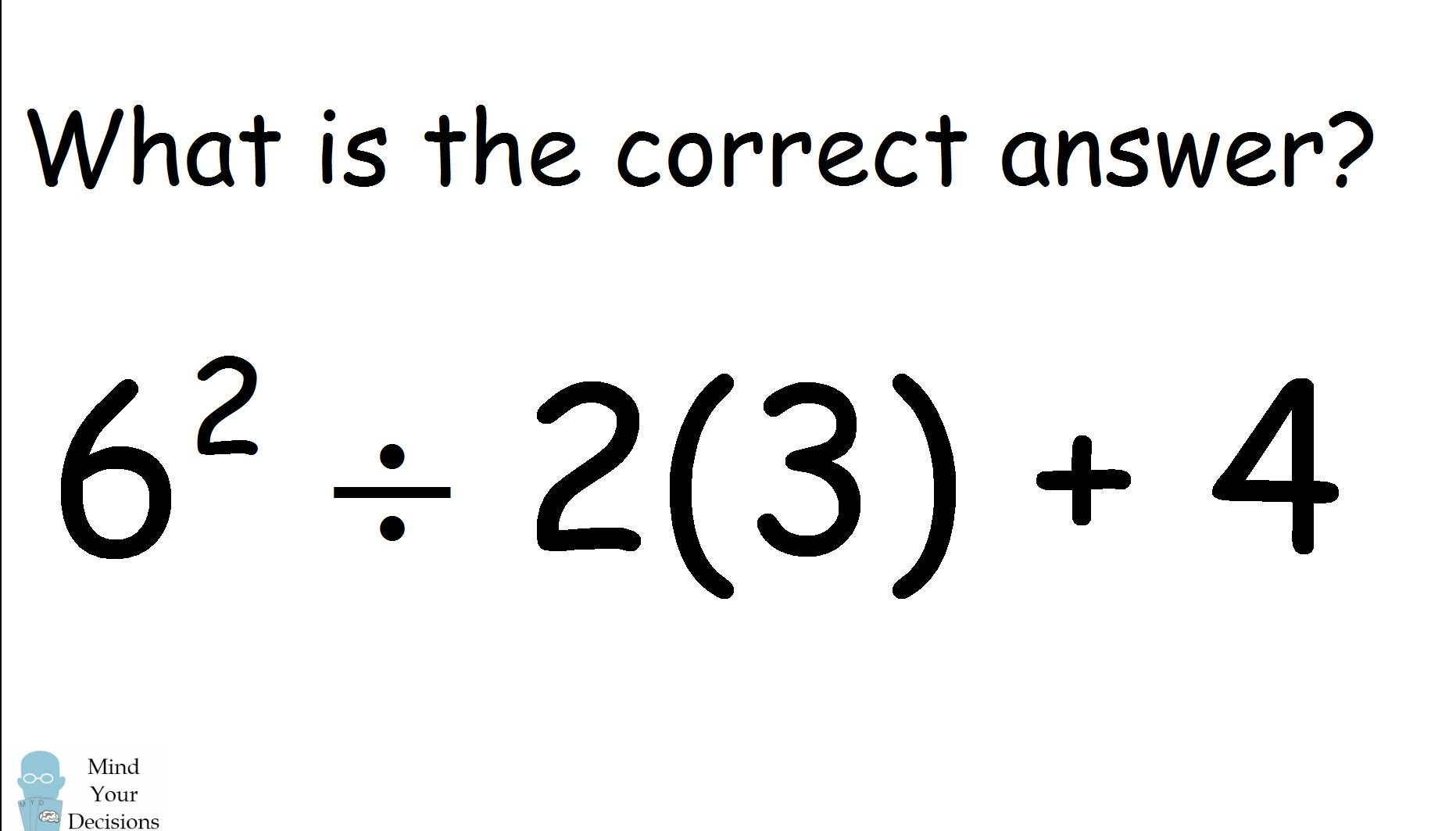 What Is 6 2 2 3 4 The Correct Answer Math Tricks Correction Mathematics [ 1063 x 1863 Pixel ]