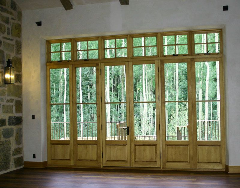 Simpson Doors Transom Simpson Doors in Stock at & French doors | Architectural Windows | Pinterest | Exterior french ... pezcame.com