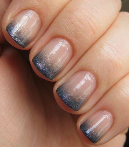 Gel Nail Polish.  Love this stuff!  Manicures last 2-3 wks!