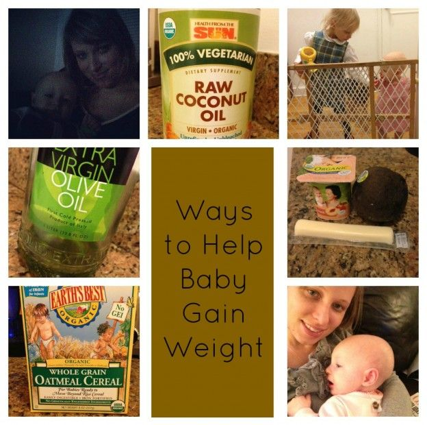 How To Help Baby Gain Weight Homemade Baby Formula Baby Baby