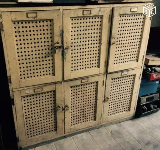 Meuble Industriel Design Garde Manger Vintage Ameublement Bas Rhin Leboncoin Fr Industriel Ameublement
