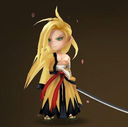 kaito attack wind samurai summoners war o pinterest