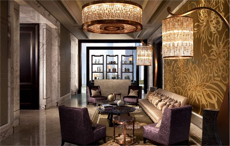 Pin By Chiman Tam On Hotel Ifc Residence Luxury Interior