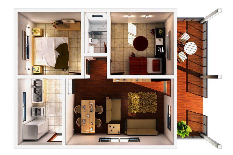Simple House Top View By Twinshock Deviantart Com On Deviantart