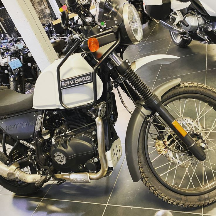 Photo of Royal Enfield Motorcycles Scooters