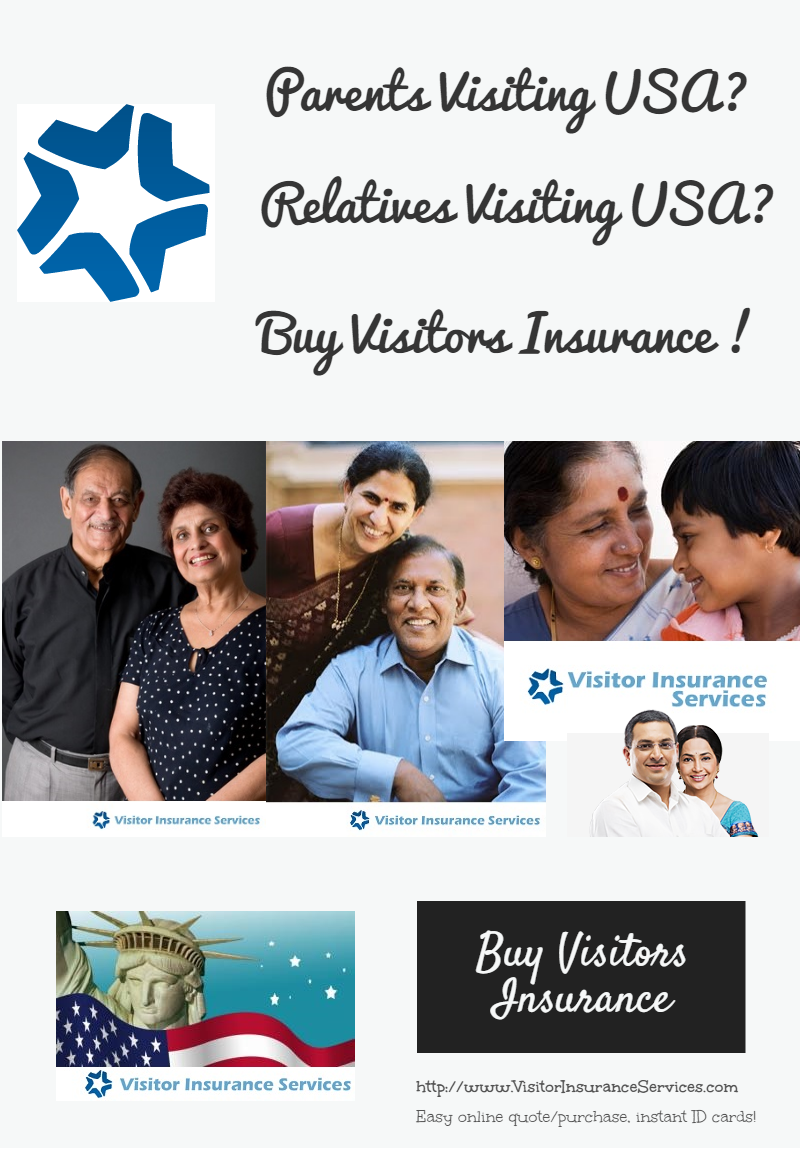 Relatives or parents from India visiting USA? Buy