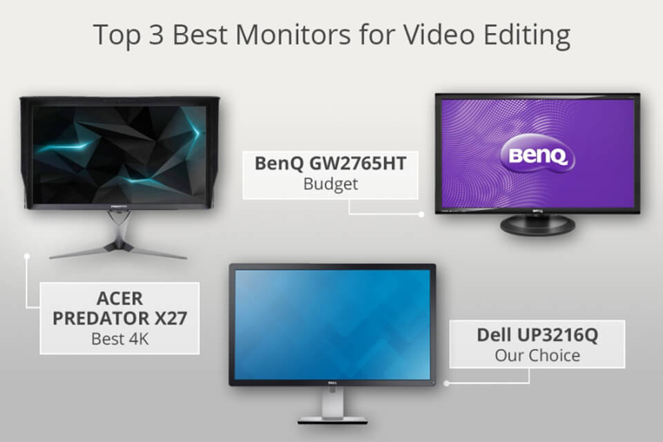 Top 15 Best Monitors For Video Editing In 2021 Monitor For Photo Editing Video Editing Monitor