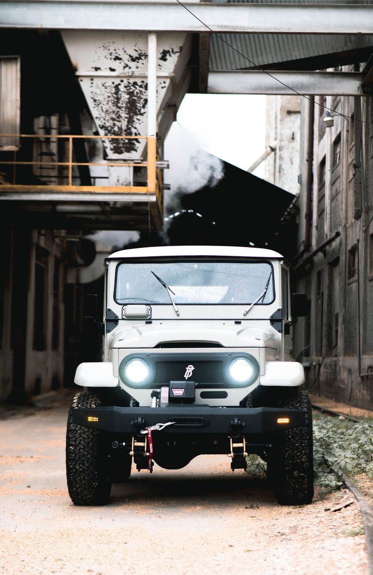 Land cruisers reimagined with modern performance power