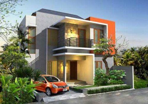 30 Rumah Minimalis Modern Model Terbaru Yang Terkesan ...