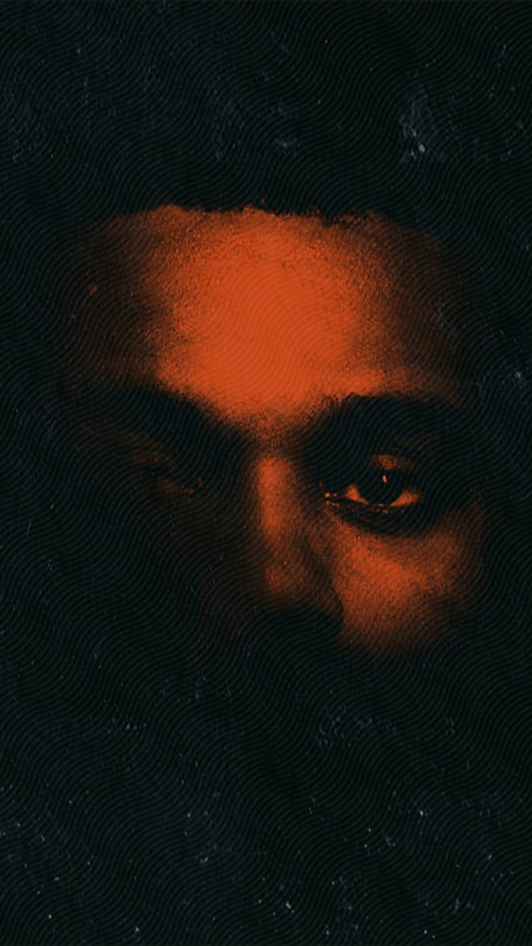 My Dear Melancholy The weeknd poster, The weeknd