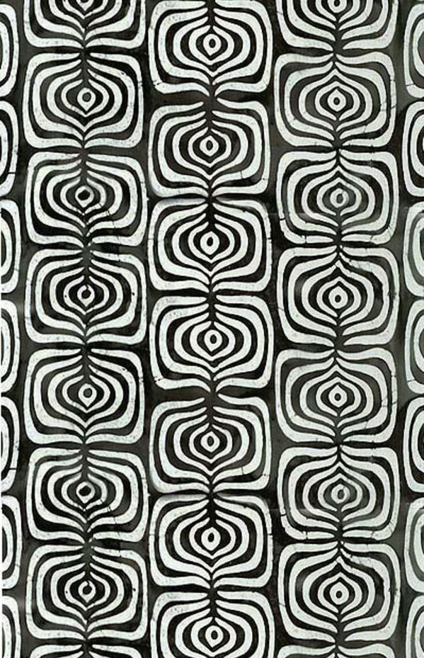 Equilter Repetitive Patterns Gelatin Print Stamping Foam Mesmerizing Repetitive Patterns