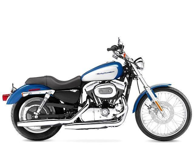 XL 1200 C Sportster Custom 2005