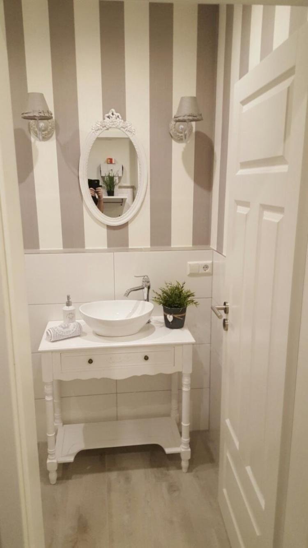30+INSPIRING BEAUTY SHABBY CHIC BATHROOM DECORATION IDEAS | Bathroom ...