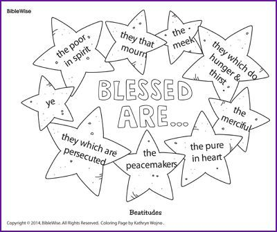Message Beatitudes