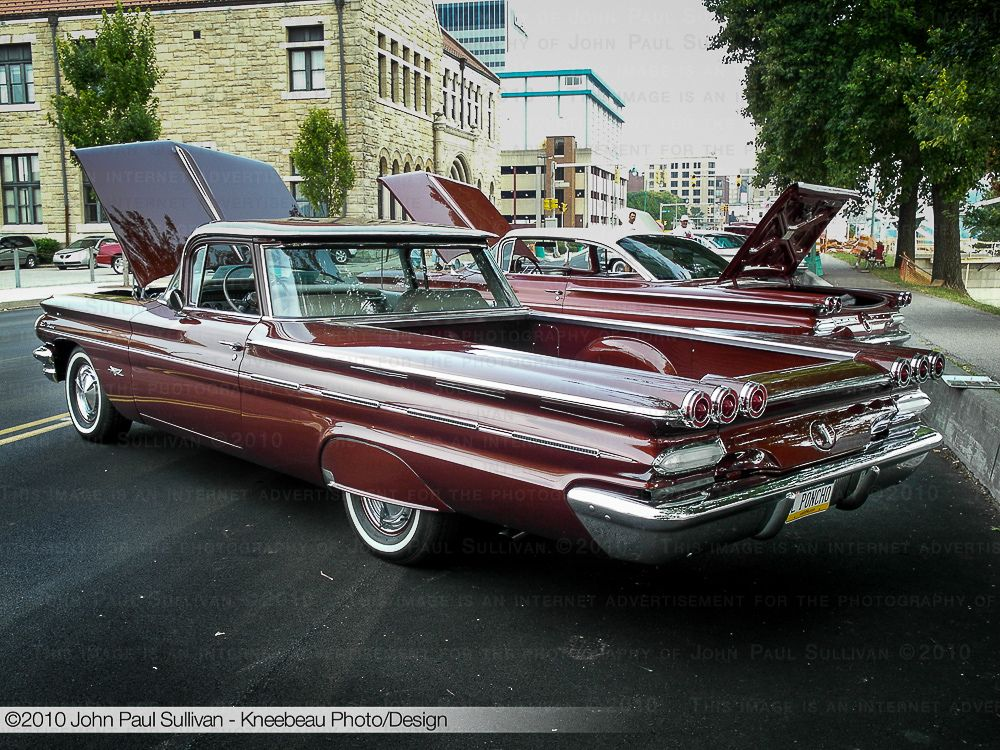 1960 Pontiac Bonneville El Poncho Custom