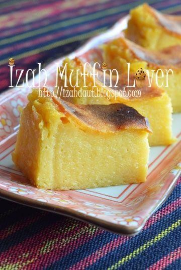 Izah Muffin Lover: Bingka Susu Kak Fida