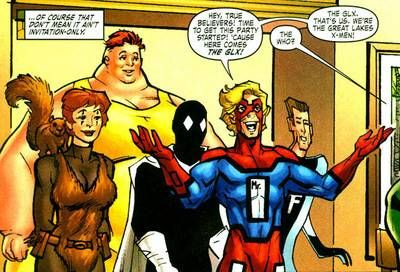 Image result for the great lakes initiative marvel