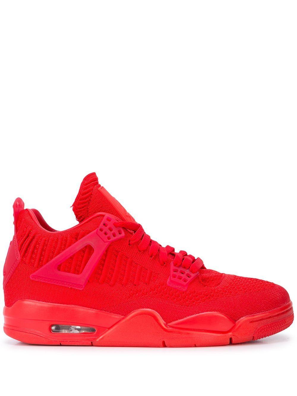 Jordan Air Jordan 4 Retro Flyknit Sneakers In 2020 Air Jordans