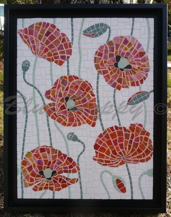r sultat de recherche d 39 images pour mosaique fleur mosaique mosaique fleurs et art des