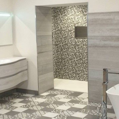 Bati Orient Cement Tile Decorative tile Bathroom Conestoga Tile ...