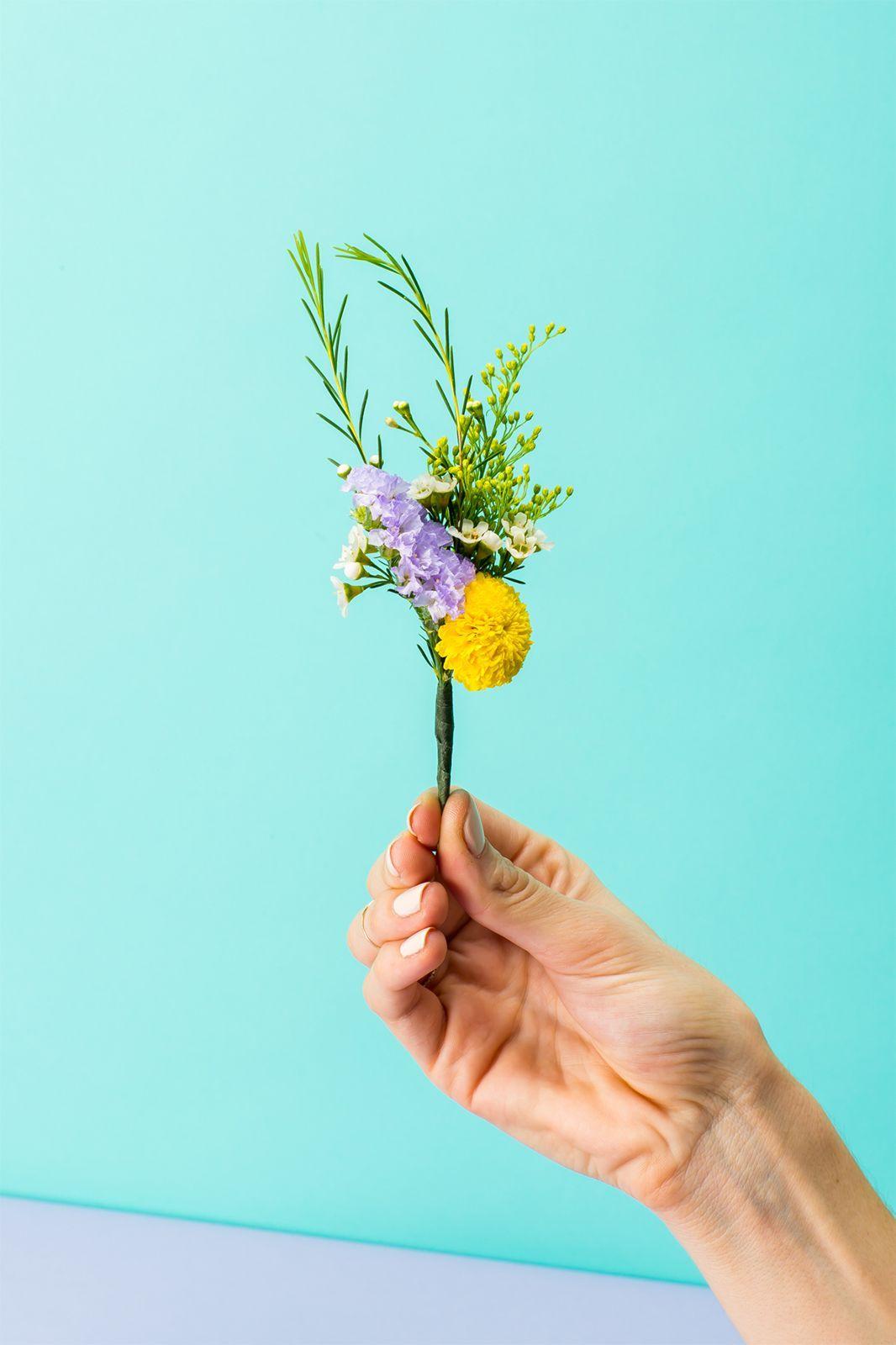 Blumenkranz Fur Die Haare Selber Machen 26 Anleitungen Mit Gerbera