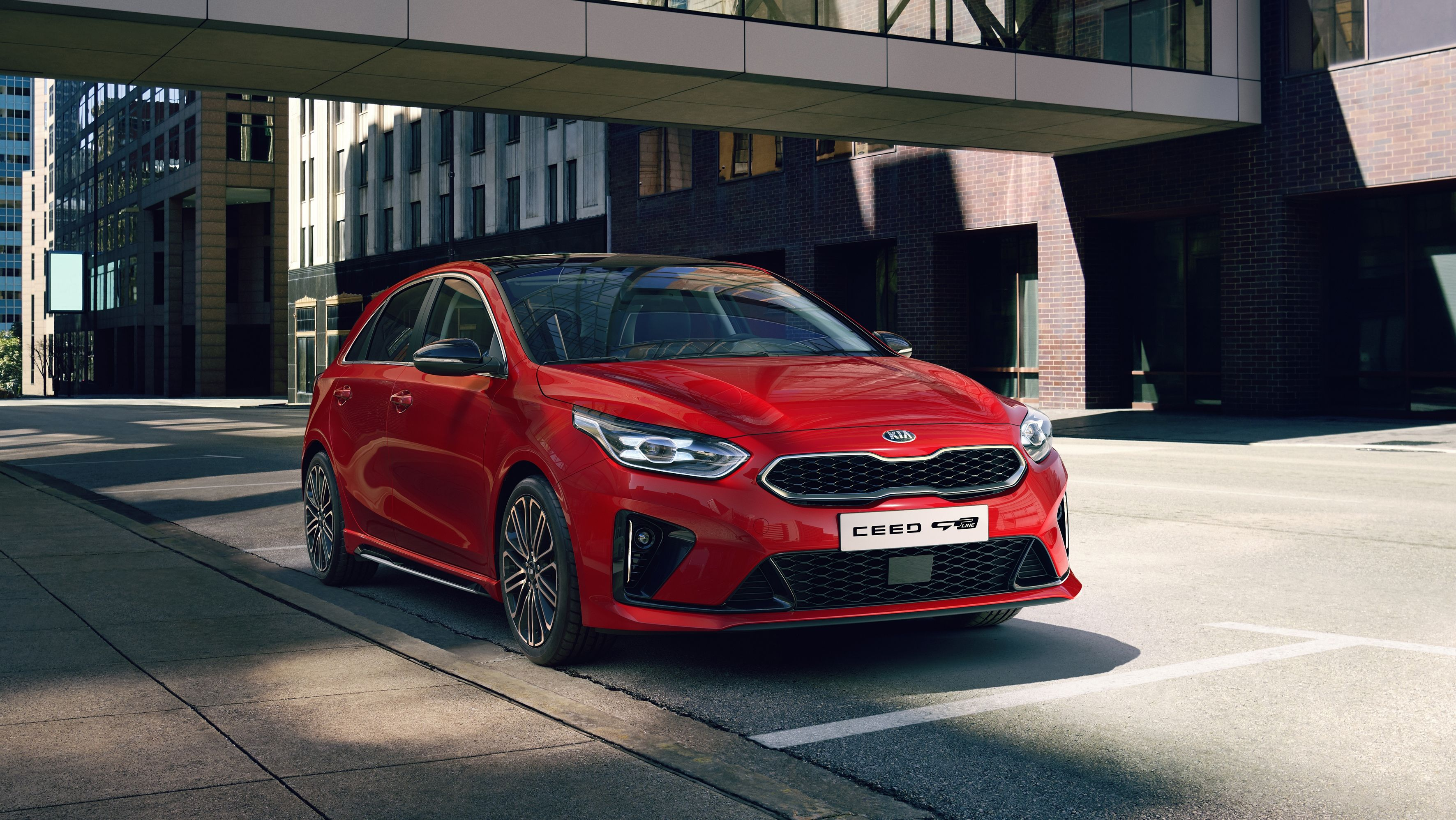The Kia Ceed Gt Line Is The Solution For Those That Want To Look