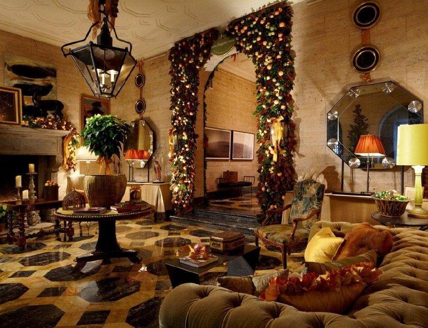 Top 10 Weihnachten Dekoideen für Ihr Wohnzimmer Design - deko ideen fur wohnzimmer