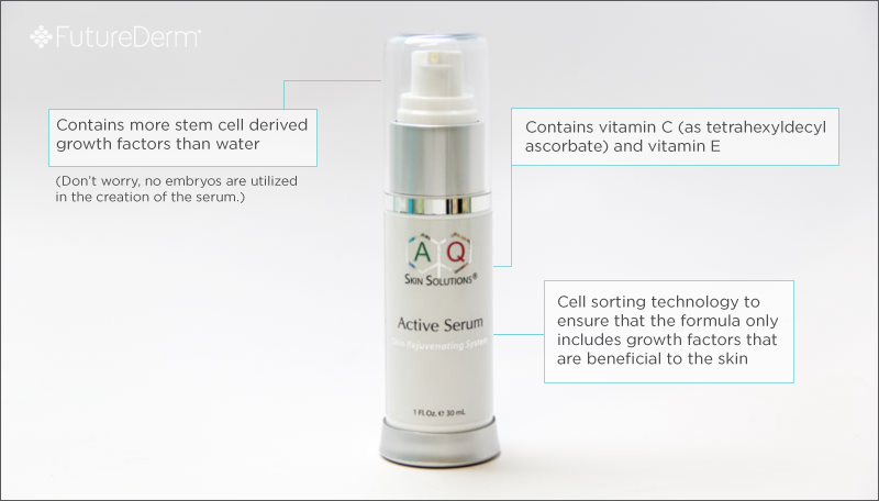 What Are The Effects Of Growth Factors In Skin Care Futurederm Advanced Skin Care Growth Factor Skin Solutions