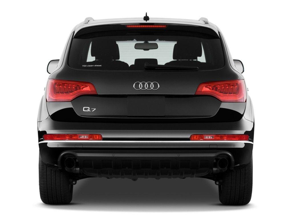 Future Car Audi Q7 Audi Future Car