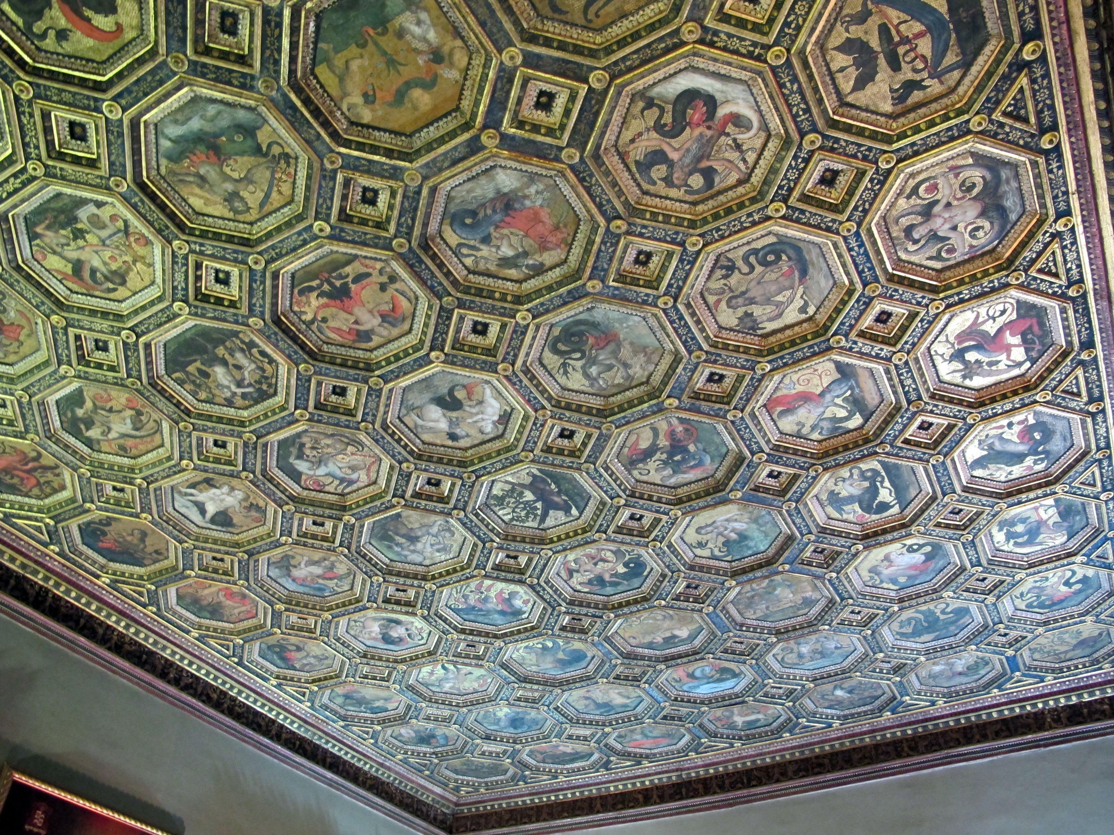 11 palazzo della rovere semi gods ceiling the semi gods ceiling palazzo della rovere semi gods ceiling the semi gods ceiling