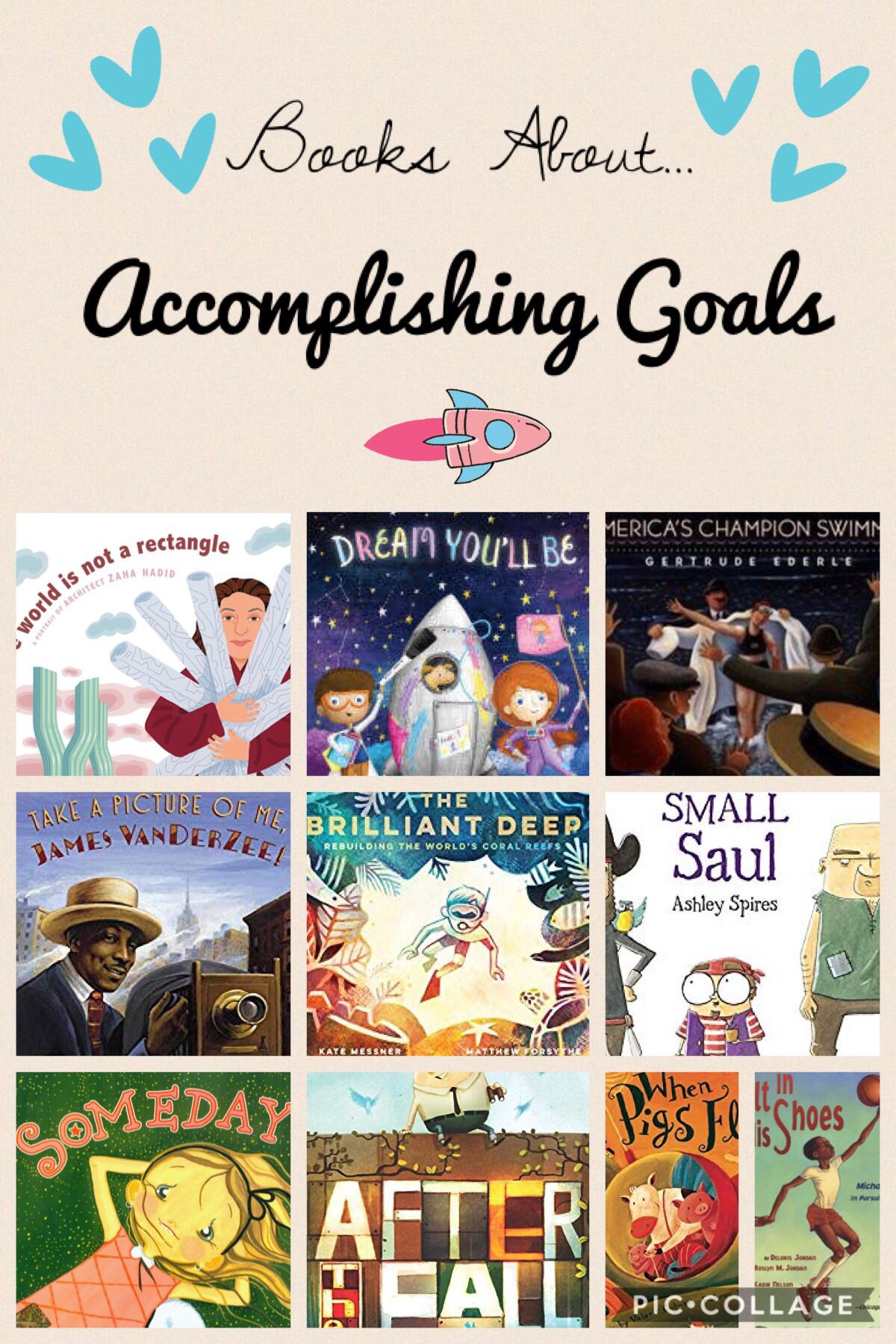 Set Your Students Up For Success Books To Teach Goals And