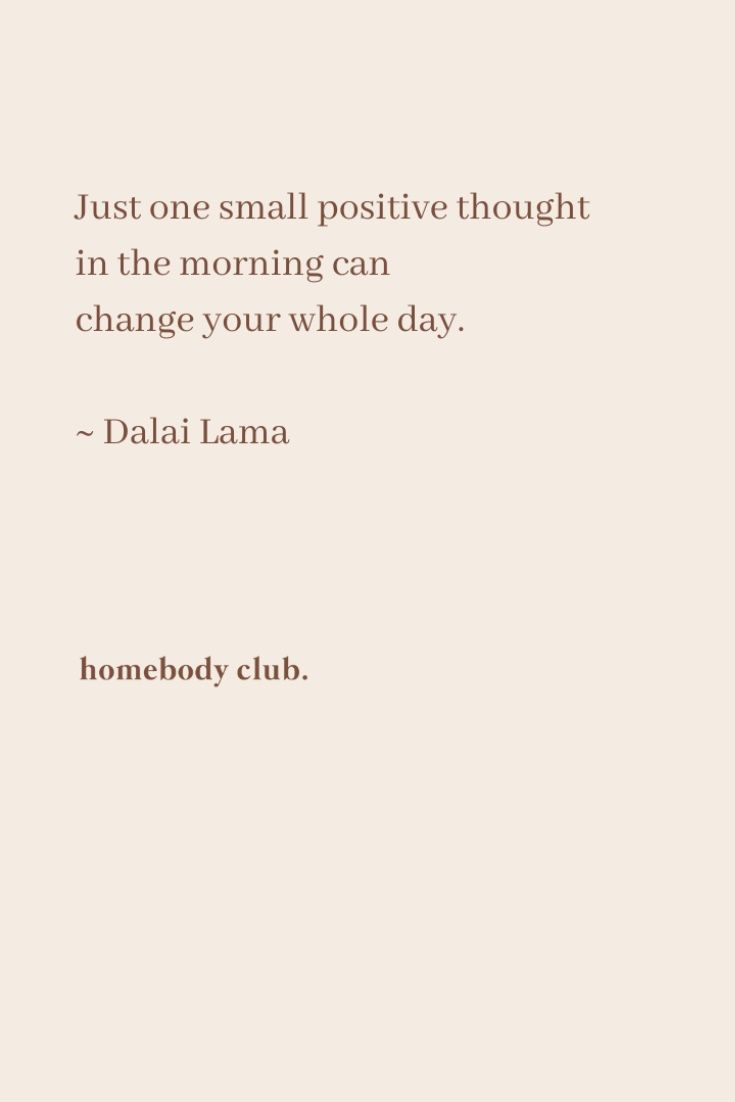 ... one positive thought...| mindset | quotes