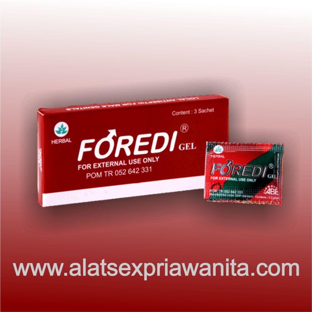 obat kuat foredi gel merupakan obat kuat untuk pria berbentuk gel
