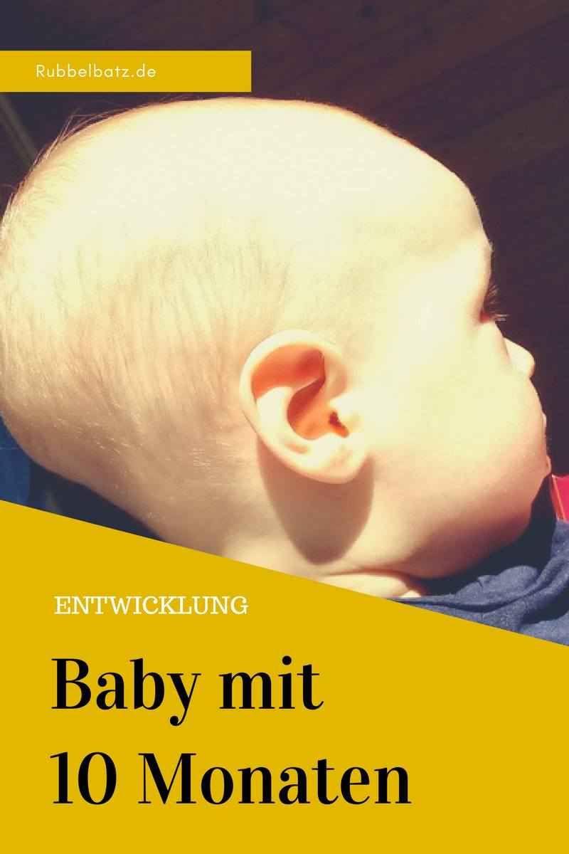 Baby 8 Monate Krabbelt Und Robbt Nicht