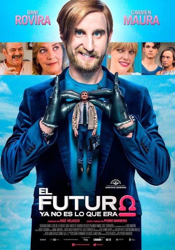 Primer póster y avance de la nueva película de la estrella de 'Ocho apellidos vascos', una comedia de Pedro Barbero ('Tuno negro') cuyo cartel ha causado tanto risa como llanto.