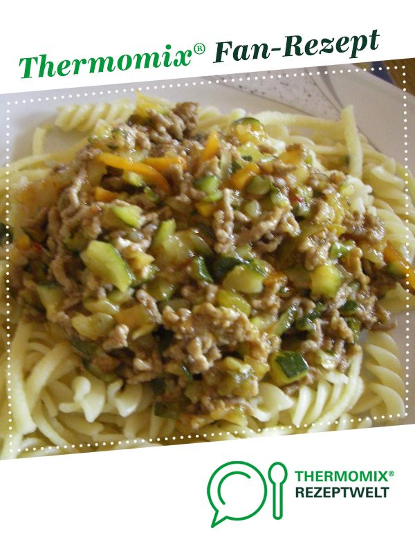 Photo of Zucchini pan with minced meat
