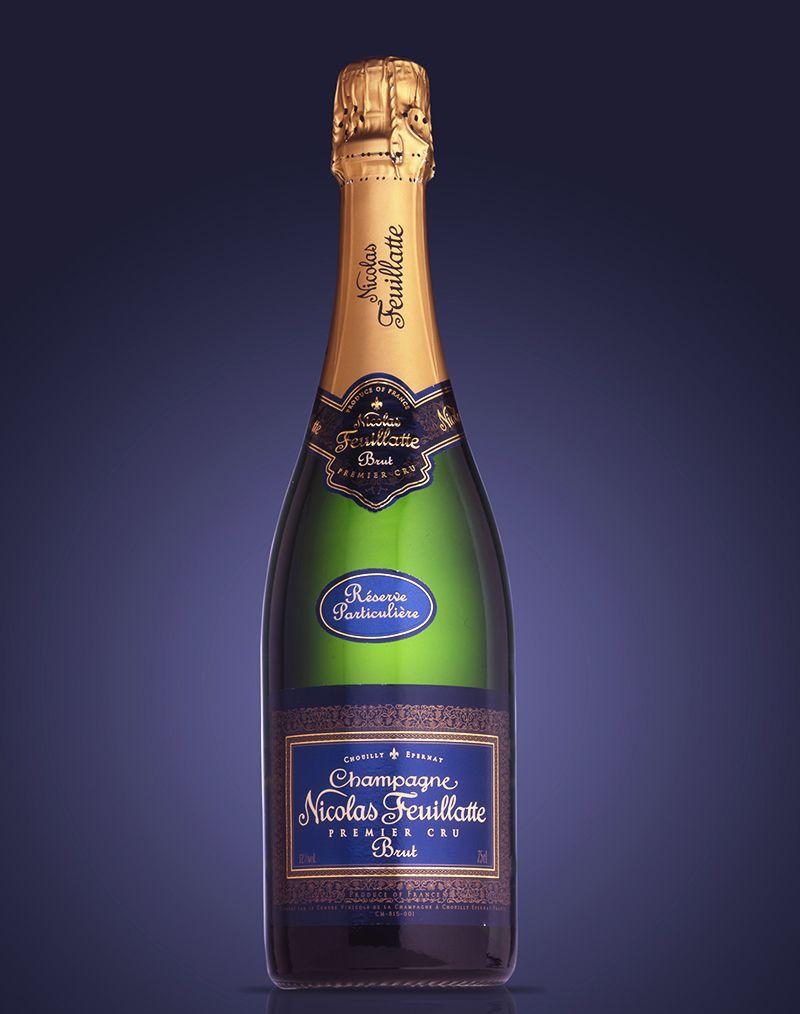 Champagne Nicolas Feuillate, réserve particulière. Memento #Linea