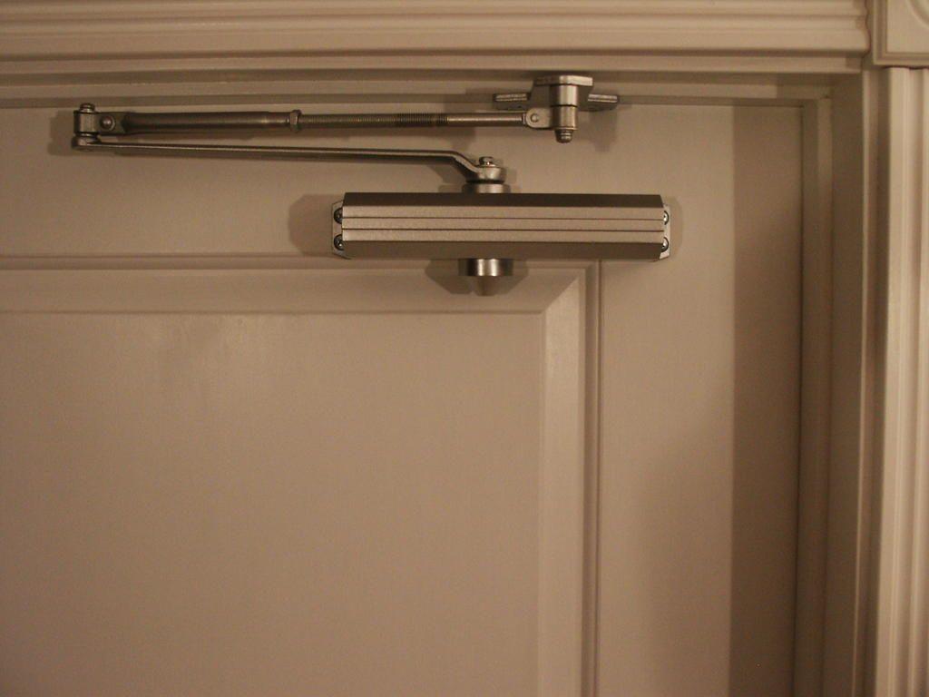 Installing Hydraulic Door Closer Combination Httpthorunband