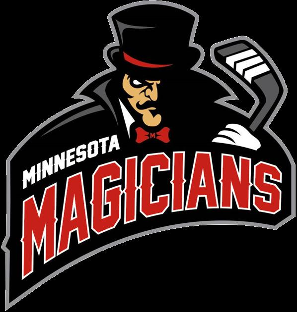 Minnesota Magicians Logo Hockey Logos The Magicians Nhl Logos