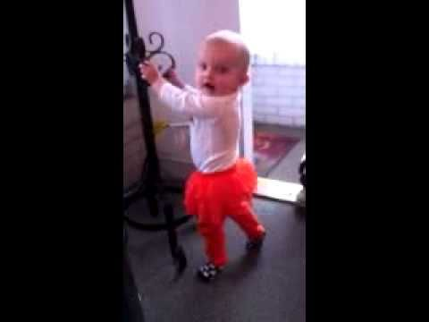 Twerking Baby all dressed up for Halloween!