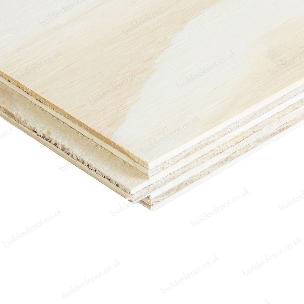 18mm Softwood Plywood Tongue Groove Flooring 2400mm X 600mm 8 X 2 Wbp Plywood Plywood Plywood Flooring
