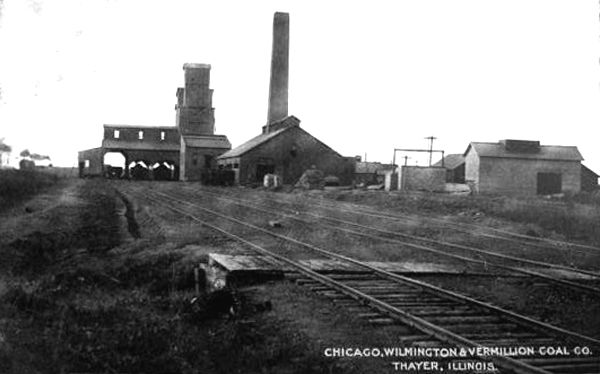 coal mines of illinois