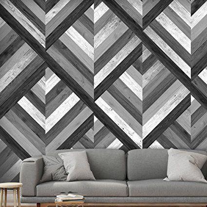 Fotomurales PURO ! Tres colores a elegir - Fotomurales realistas ! !Papel pintado tejido no tejido! !Un panel decorativo! !Fotomural! !Los cuadros para la pared en la dimensión XXL! 10 m ! Madera Texture f-A-0441-j-d