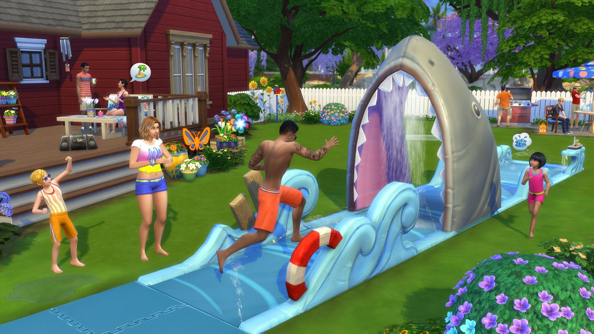 It looks like The Sims 4 is coming to Xbox Sims 4