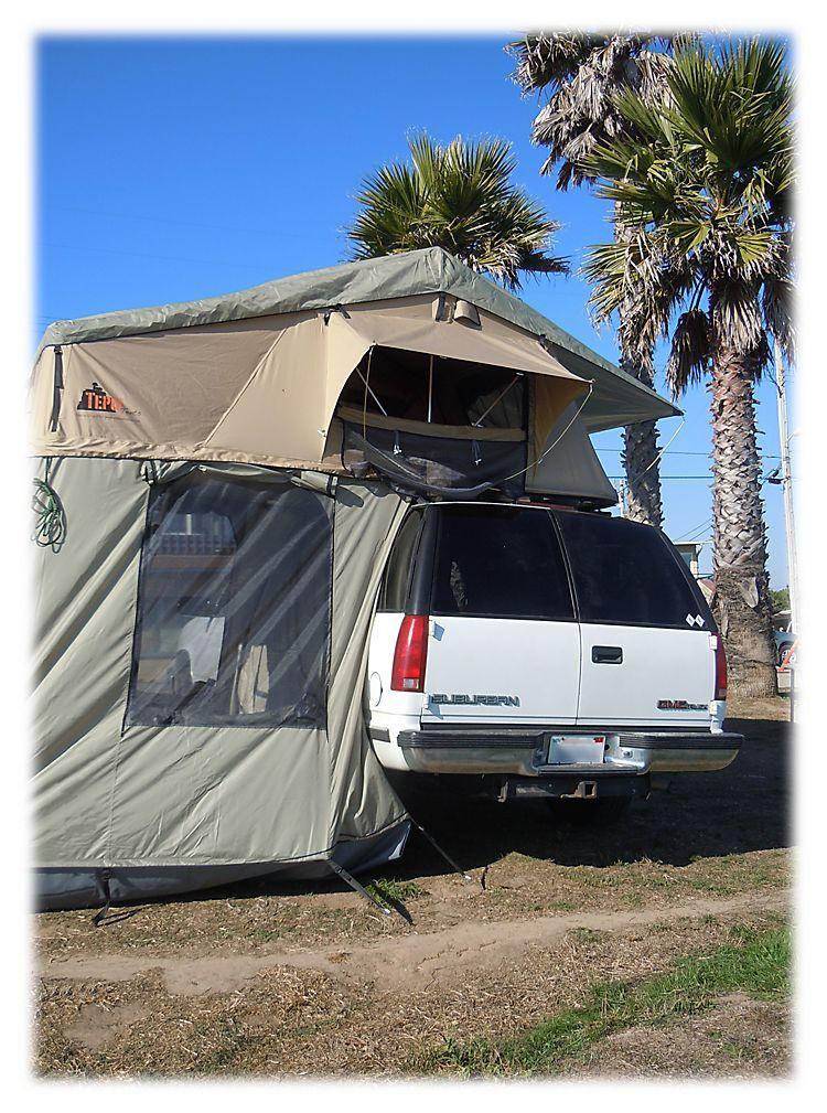 Tepui Tents Gran Sabana 4 Four Person Roof Top Tent Tepui Tent Top Tents Tent