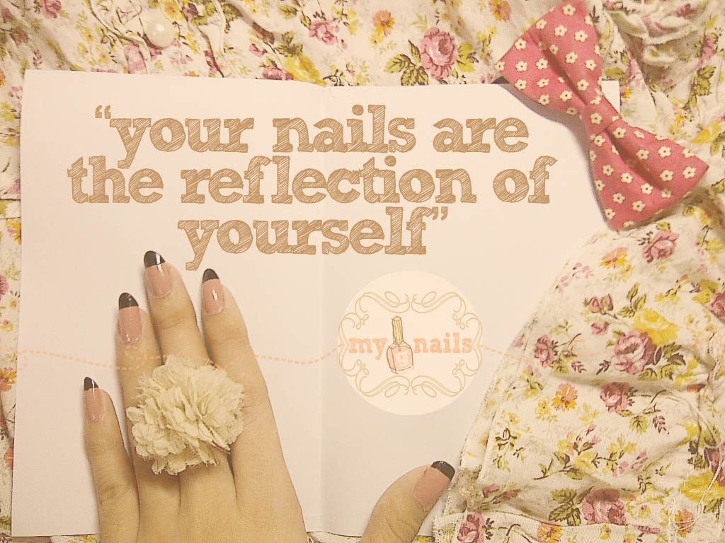 mayang\'s nails ♥: My Nails\' Quotes | nails | Pinterest | Nail ...